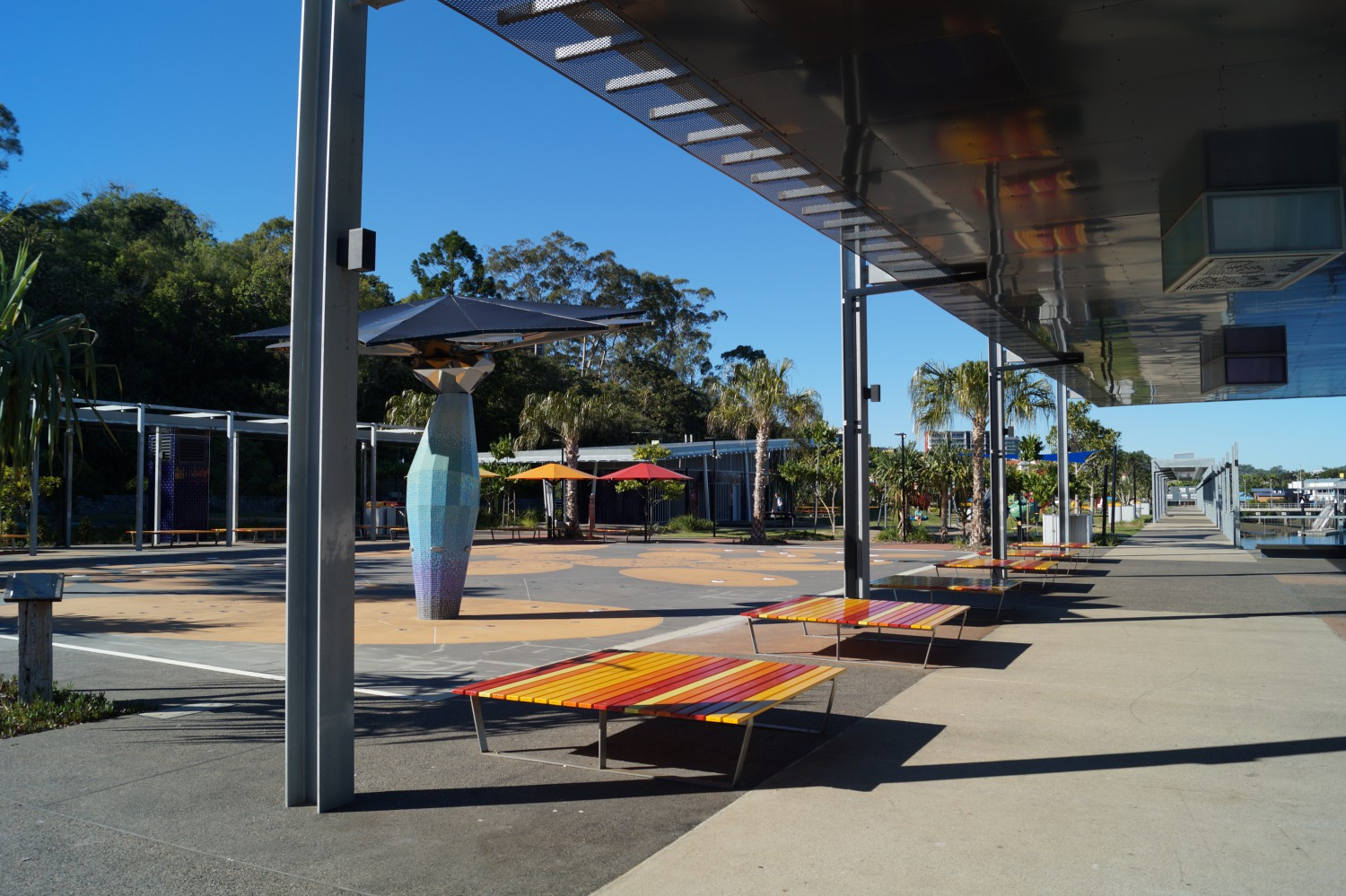 East Shores Gladstone - water park